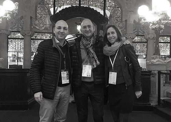 Dr. Javier Bara y Dra. Carolina Manresa